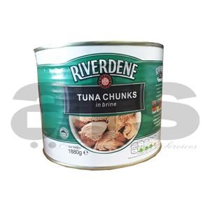 TUNA LARGE TIN BRINE [1880g]