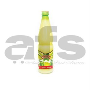 LIME JUICE ANJOMAN [450ml]