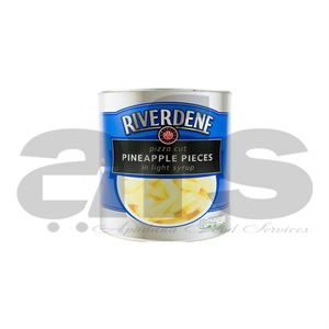 PINEAPPLE SMALL - PIZZA CUT - TIN [850g]