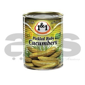 PICKLED CUCUMBER TIN [670g]