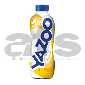 YAZOO BANANA SHAKE [10 X 400ml]