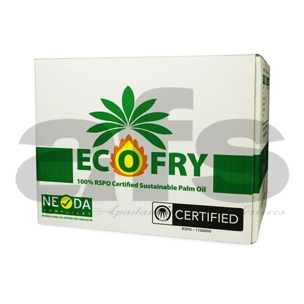 DRY FAT - ECOFRY [12Kg]