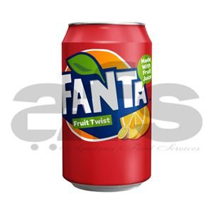 FANTA TWIST CANS [24 X 330ml]