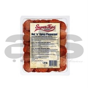 HOT & SPICY PEPPERONI SUPERTOPS [1Kg]