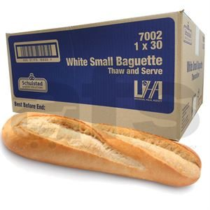 THAW/SERVE SMALL BAGUETTE [30 PCS]