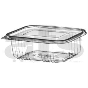 HINGED SALAD CONTAINER 1000cc [50 PCS]