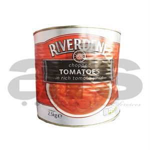 CHOPPED TOMATOES [2.5Kg]
