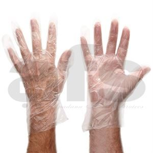 POLYTHENE GLOVES [100 PCS]