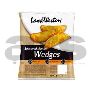POTATO WEDGES LAMB WESTON [10Kg] W01