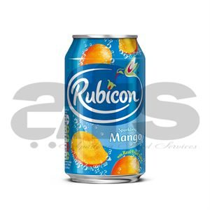 RUBICON MANGO CANS [24 X 330ml]