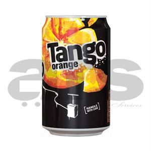 TANGO ORANGE CANS [24 X 330ml]