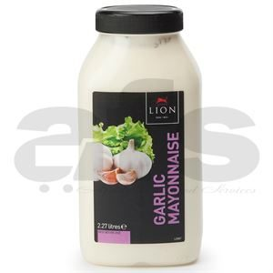 GARLIC MAYONNAISE LION [2.27Kg]