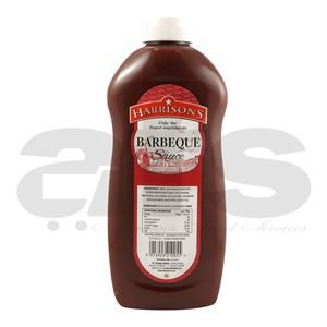 BBQ SAUCE HARRISONS [970ML]