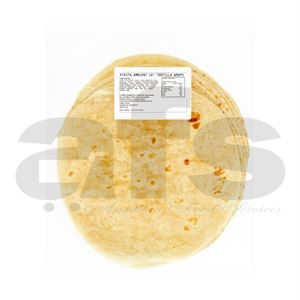 "TORTILLA WRAPS - 10""  [100 PCS]"