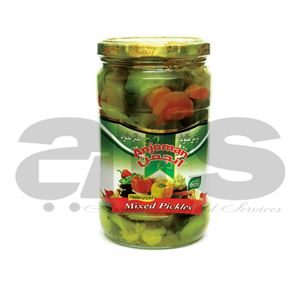 MIXED PICKLES [750g]