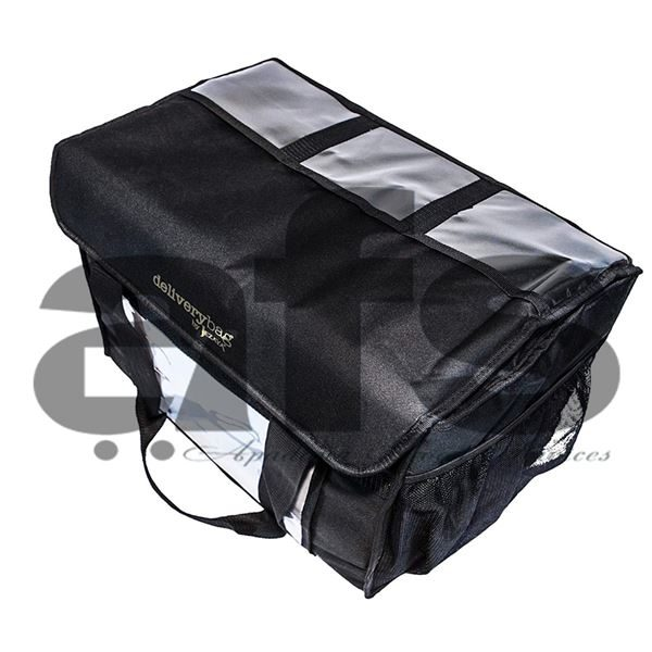 """POLYESTER DELIVERY BAG  16"""" X 13"""""""