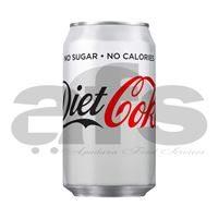 DIET COKE CANS [24 X 330ml]