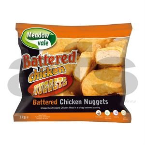 CHICKEN NUGGETS  MEADOW VALE [1Kg] *H