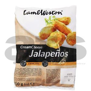 CREAM CHEESE JALAPENOS LAMB WESTON [1Kg] CP2