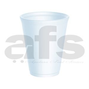 INSULATED CUPS WHITE 12oz [80 PCS]