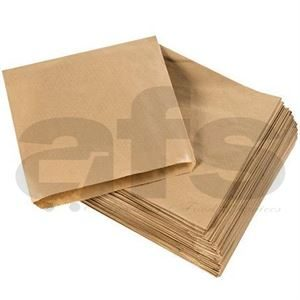 "BROWN BAGS 12"" X 12"" [500 PCS]"