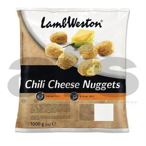CHILLI CHEESE NUGGETS [1KG]  LWA21