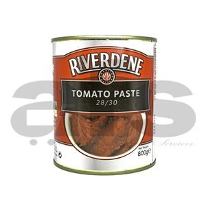 TOMATO PUREE SMALL TINS [12 X 800g]