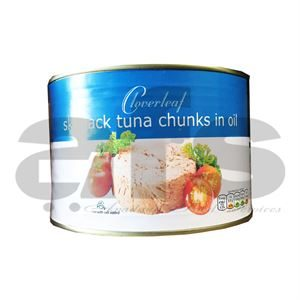 TUNA LARGE TIN OIL [1705g]